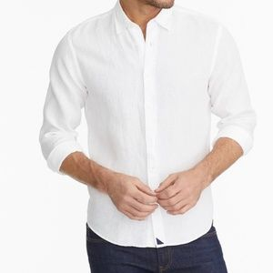 Men's UNTUCKit Long Sleeve Linen Button Down
